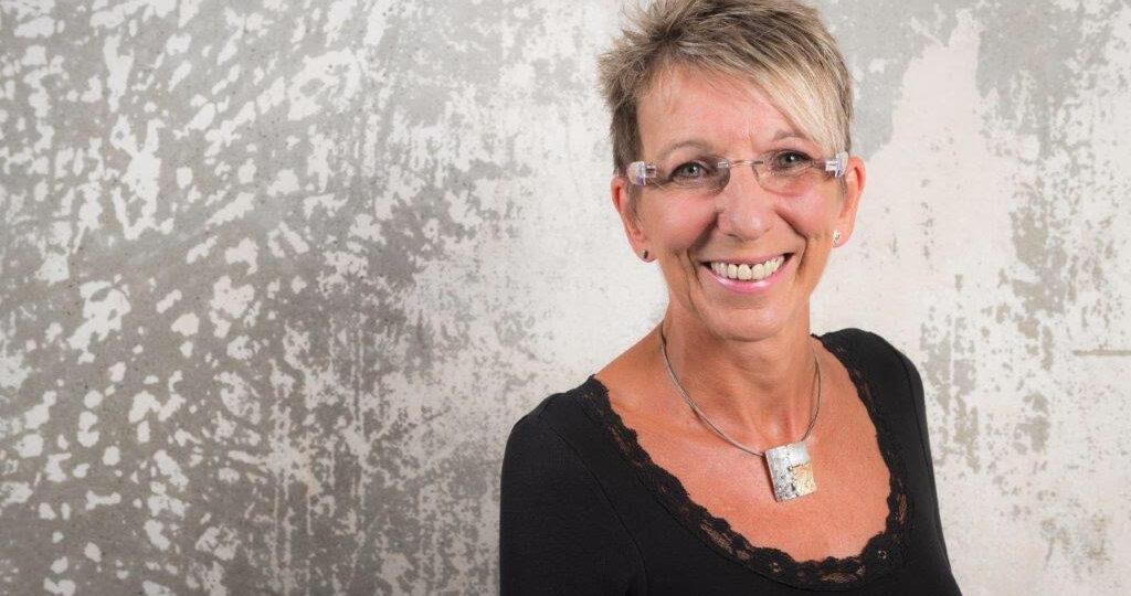 Marion Gras arbeitet bei der Telefonseelsorge