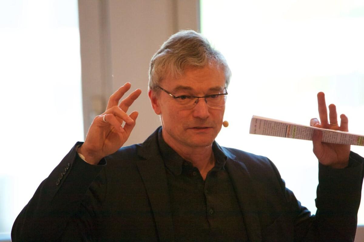 Pfarrer Dr. Uwe Vetter