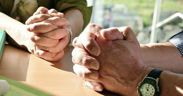 Gemeinsam beten