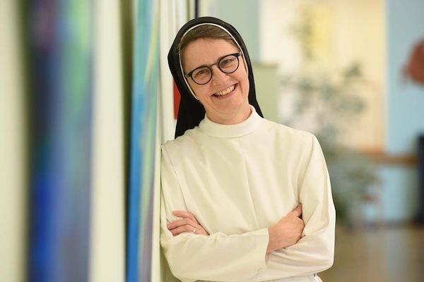 Schwester Scholastika Jurt